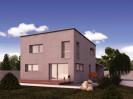 Rodinný dům 5+1/kk s pultovou střechou, možno i pasivní, 513