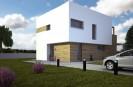Dřevostavba 5+kk s terasou, možno jako pasivní dům, RD 507