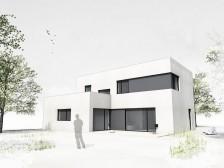 Moderní pasivní dům s provozovnou 5+kk garáž Praha