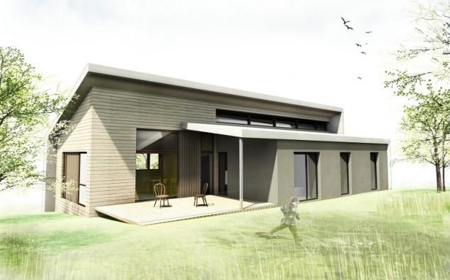 Projekt Pasivního A Nízkoenergetického Domu Projekty Domů Cz