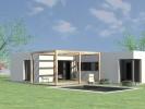 Moderní dřevostavba nízkoenergetického domu Plzeň