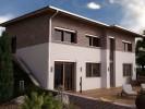 Projekt rodinný dům do svahu 5+kk, možno i pasivní dům, 510