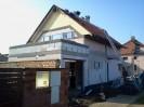 Pasivní dům se sedlovou střechou a garáží Plzeň, řízená realizace 2 č.10