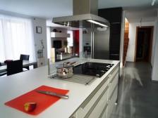Interiér, realizace - kuchyně, jídelna
