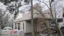 Vápenopískový Pasivní dům s rovnou střechou Praha, Davle řízená realizace 3 č.5