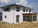 Pasivní dřevostavba s valbovou střechou Ejpovice č.1