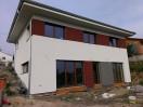 Pasivní dům ve svahu s pultovou střechou 5+kk Mělník č.9