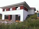 Pasivní dům ve svahu s pultovou střechou 5+kk Mělník č.5