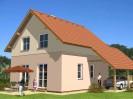 Projekt přízemní rodinný dům využitelné podkroví 5+kk, 021