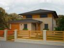 Oblíbený projekt rodinný dům s garáží a pracovnou 6+kk, 024