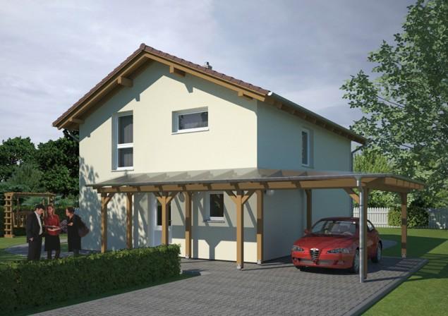 Rodinný dům 5+1 / kk s přístřeškem pro auto a pergolou, 035 č.1