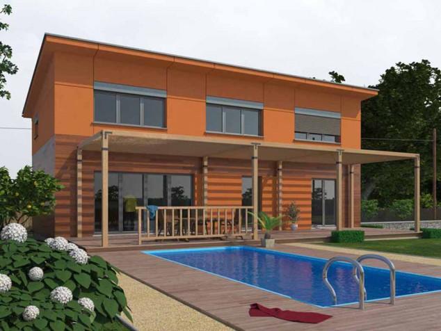 Rodinný dům s garsonkou s možností sklepu, 5+kk, 500 č.1